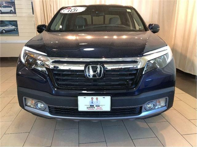 2019 Honda Ridgeline Touring w/ Warranty till 2025/130,000km (Stk: 38598) in Toronto - Image 2 of 30