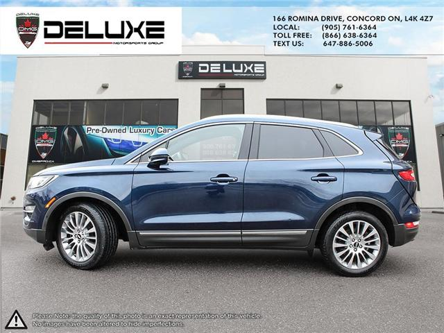 2015 Lincoln MKC Base (Stk: D0566) in Concord - Image 3 of 17