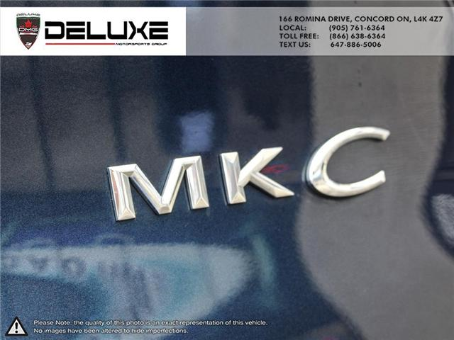 2015 Lincoln MKC Base (Stk: D0566) in Concord - Image 7 of 17