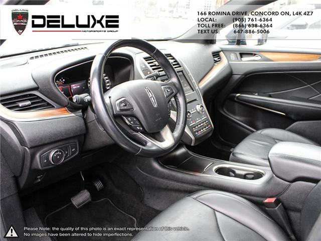2015 Lincoln MKC Base (Stk: D0566) in Concord - Image 9 of 17