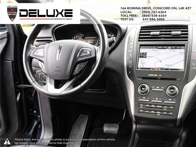 2015 Lincoln MKC Base (Stk: D0566) in Concord - Image 11 of 17