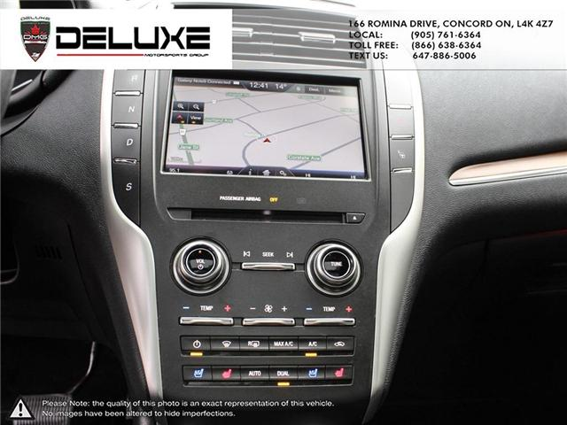 2015 Lincoln MKC Base (Stk: D0566) in Concord - Image 12 of 17