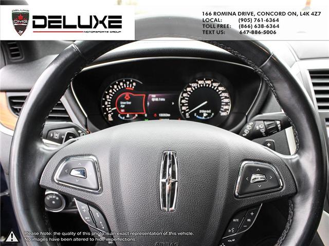 2015 Lincoln MKC Base (Stk: D0566) in Concord - Image 13 of 17