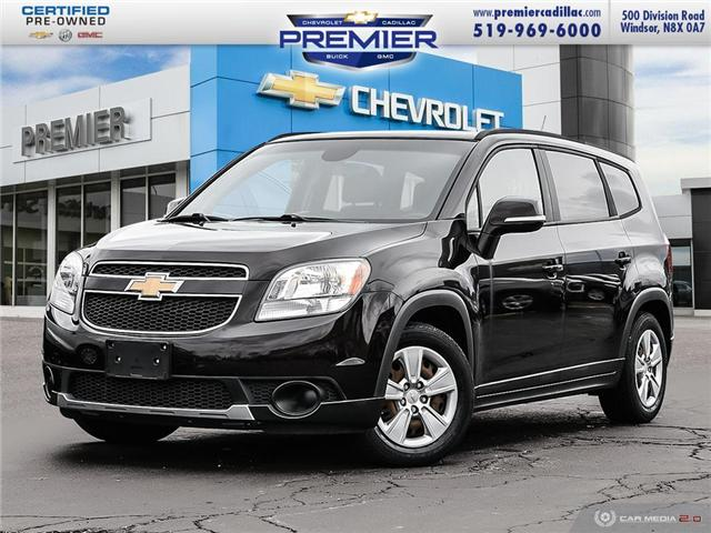 2014 Chevrolet Orlando  (Stk: 191190A) in Windsor - Image 1 of 26