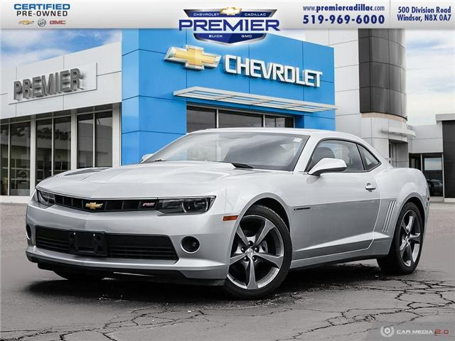 2014 Chevrolet Camaro 2LT (Stk: 191402A) in Windsor - Image 1 of 27