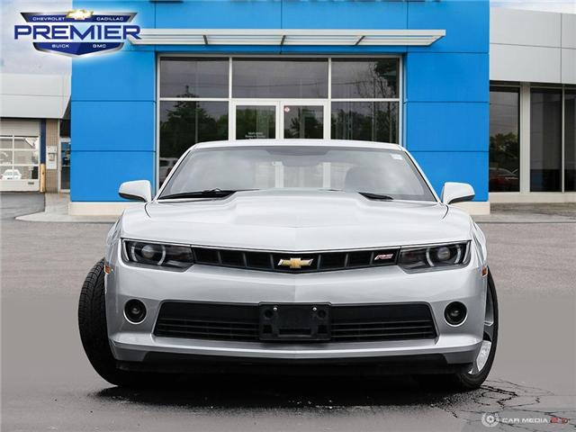 2014 Chevrolet Camaro 2LT (Stk: 191402A) in Windsor - Image 2 of 27