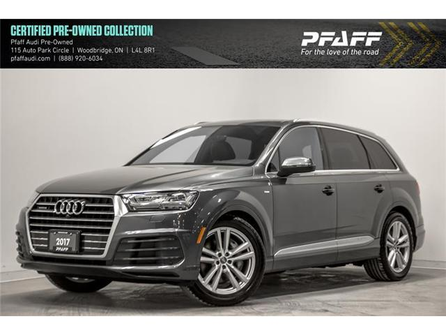 2017 Audi Q7 3.0T Technik (Stk: C6644) in Vaughan - Image 1 of 22