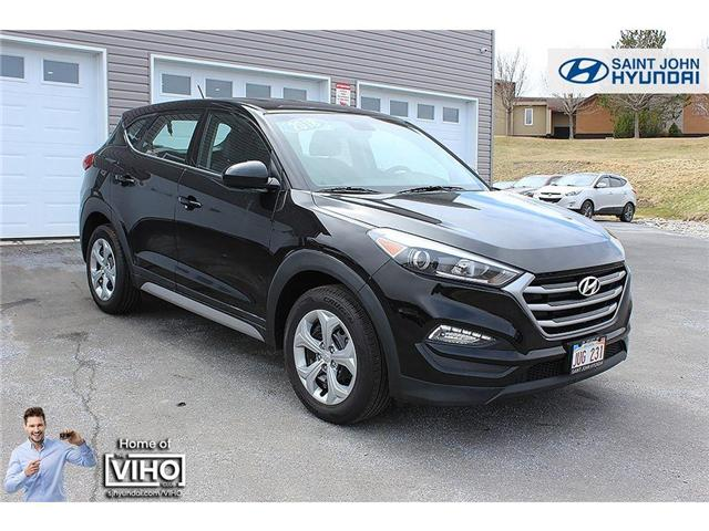 2018 Hyundai Tucson  (Stk: U2112) in Saint John - Image 1 of 19