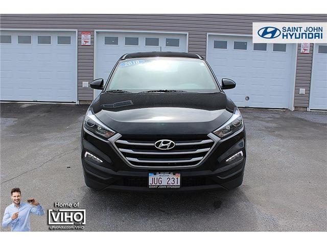 2018 Hyundai Tucson  (Stk: U2112) in Saint John - Image 2 of 19
