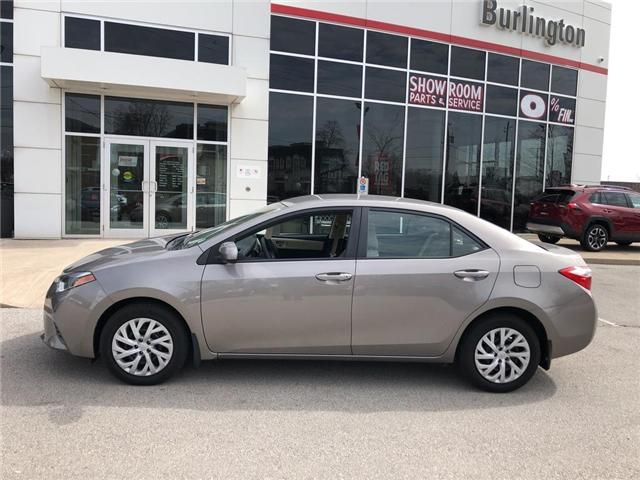 2015 Toyota Corolla LE (Stk: U10636) in Burlington - Image 2 of 18