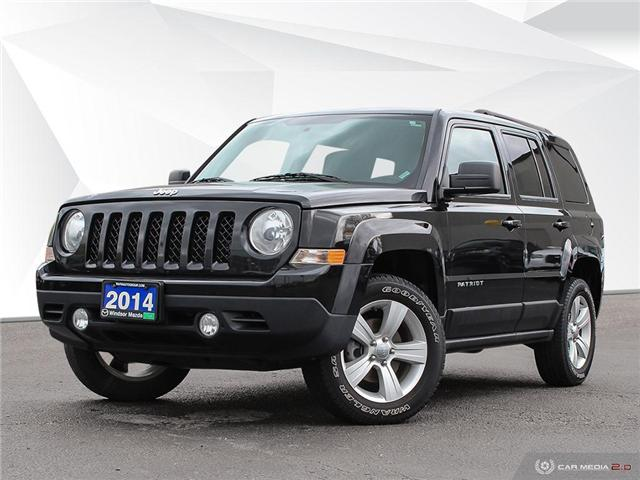 2014 Jeep Patriot Sport/North (Stk: TR0086A) in Windsor - Image 1 of 28