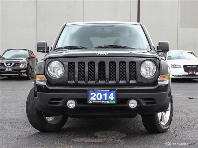 2014 Jeep Patriot Sport/North (Stk: TR0086A) in Windsor - Image 2 of 28