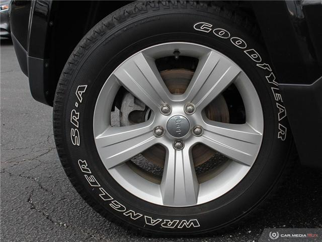 2014 Jeep Patriot Sport/North (Stk: TR0086A) in Windsor - Image 7 of 28