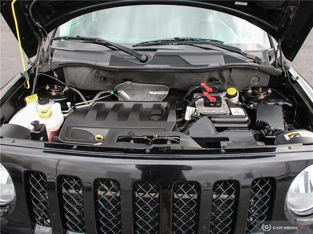 2014 Jeep Patriot Sport/North (Stk: TR0086A) in Windsor - Image 11 of 28