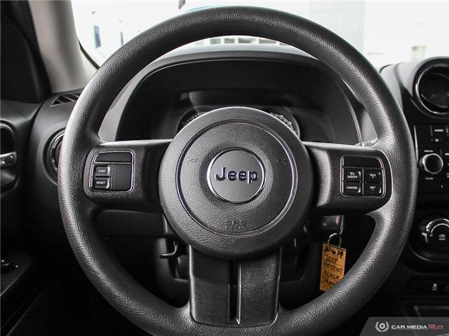 2014 Jeep Patriot Sport/North (Stk: TR0086A) in Windsor - Image 15 of 28