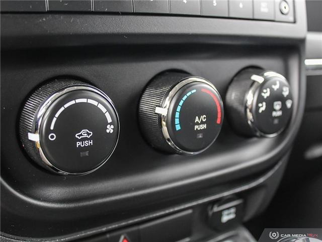 2014 Jeep Patriot Sport/North (Stk: TR0086A) in Windsor - Image 23 of 28