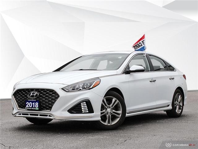 2018 Hyundai Sonata  (Stk: PR9342) in Windsor - Image 1 of 28