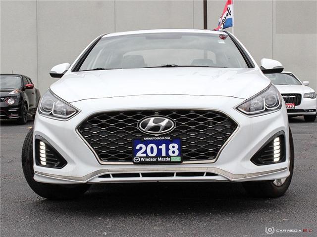 2018 Hyundai Sonata  (Stk: PR9342) in Windsor - Image 2 of 28