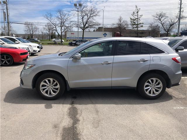 2017 Acura RDX Tech (Stk: 807526T) in Brampton - Image 2 of 15