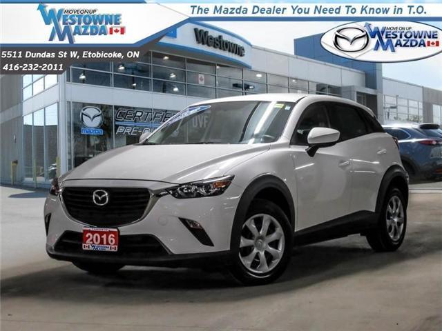 2016 Mazda CX-3 GX (Stk: P3944) in Etobicoke - Image 1 of 23
