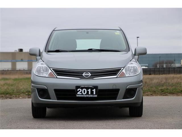 2011 Nissan Versa 1.8S (Stk: LUU8590A) in London - Image 2 of 16