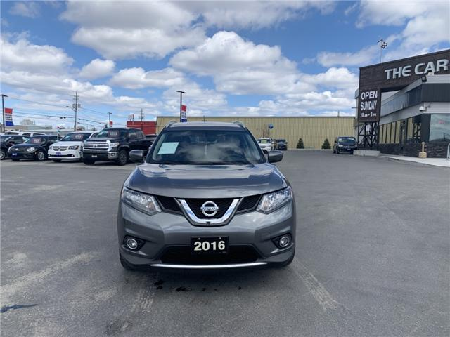 2016 Nissan Rogue SV (Stk: 19229) in Sudbury - Image 2 of 14