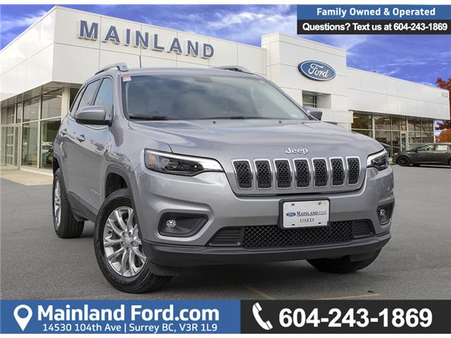 2019 Jeep Cherokee North (Stk: P9124) in Surrey - Image 1 of 30