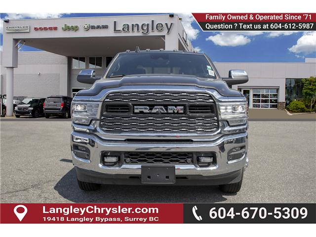2019 RAM 3500 Limited (Stk: K517081) in Surrey - Image 2 of 24
