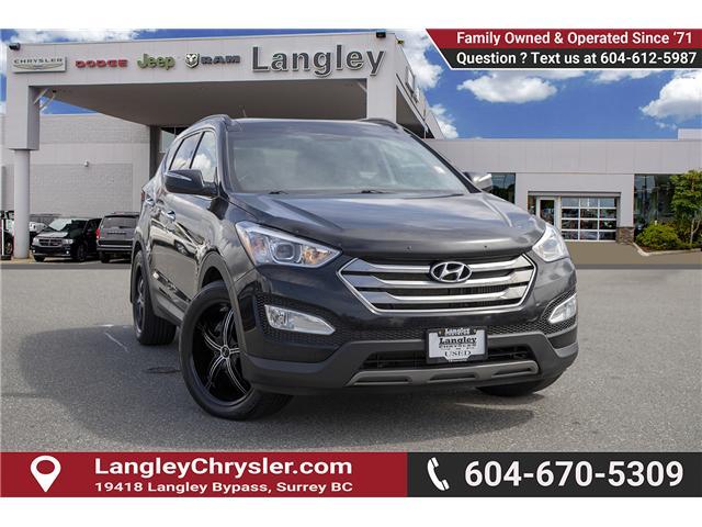2016 Hyundai Santa Fe Sport 2.0T Limited 5XYZUDLA4GG322362 K541366AA in Surrey