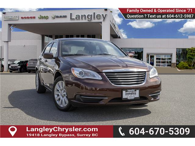2012 Chrysler 200 LX (Stk: K564577AAA) in Surrey - Image 1 of 23