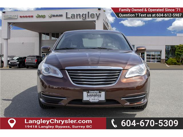 2012 Chrysler 200 LX (Stk: K564577AAA) in Surrey - Image 2 of 23