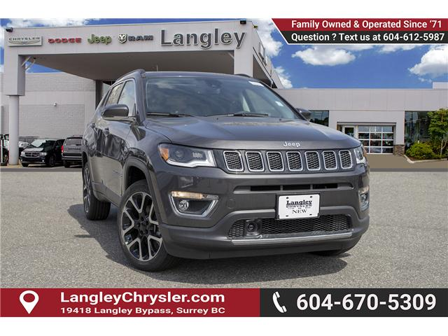 2019 Jeep Compass Limited (Stk: K684043) in Surrey - Image 1 of 26