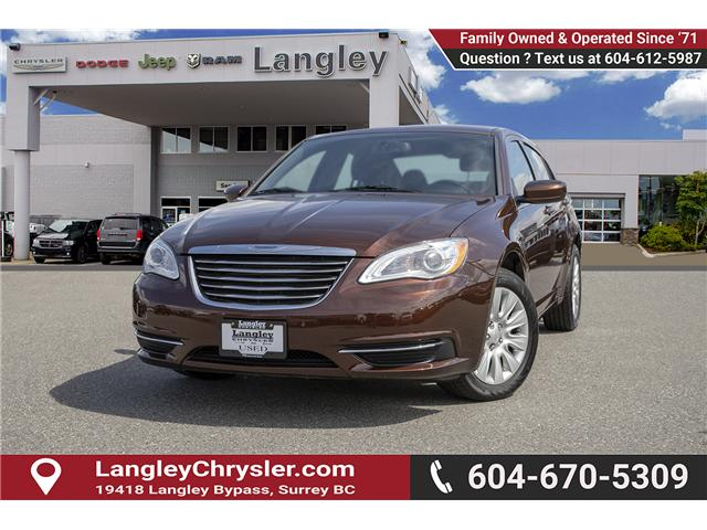 2012 Chrysler 200 LX (Stk: K564577AAA) in Surrey - Image 3 of 23
