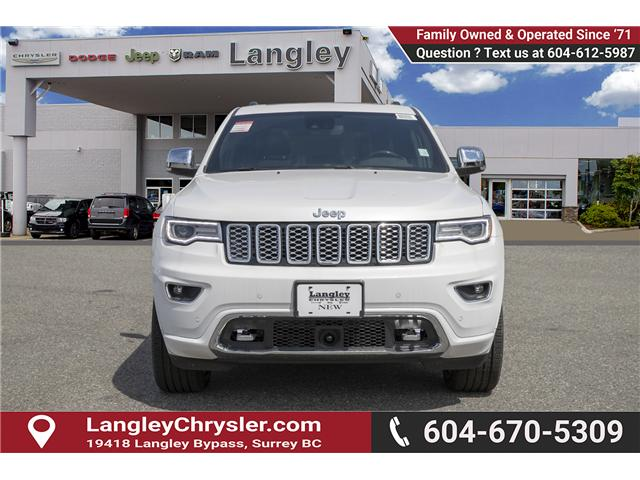 2019 Jeep Grand Cherokee Overland (Stk: K680434) in Surrey - Image 2 of 27