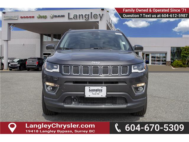 2019 Jeep Compass Limited (Stk: K684043) in Surrey - Image 2 of 26