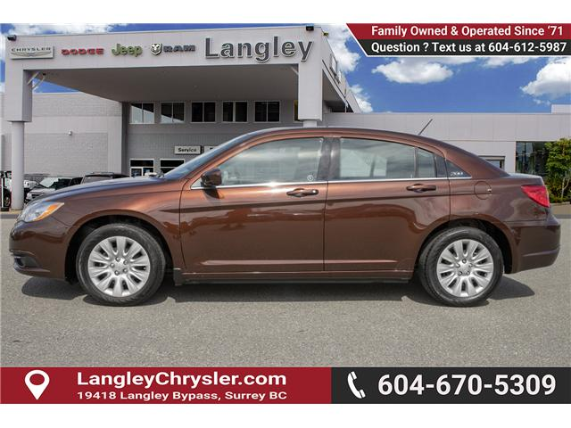 2012 Chrysler 200 LX (Stk: K564577AAA) in Surrey - Image 4 of 23