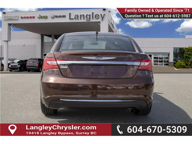 2012 Chrysler 200 LX (Stk: K564577AAA) in Surrey - Image 5 of 23