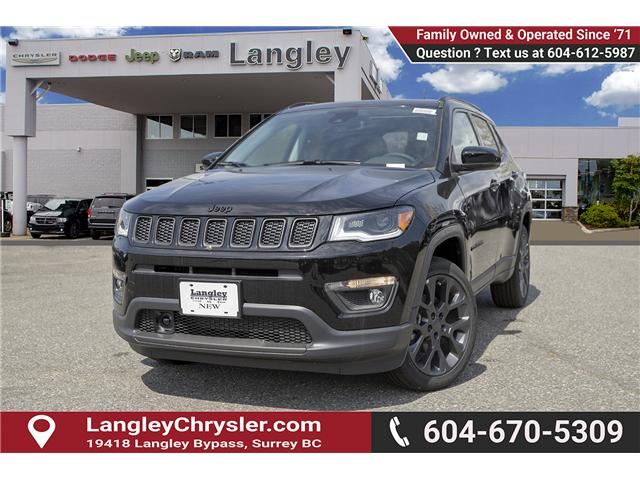 2019 Jeep Compass Limited (Stk: K684042) in Surrey - Image 3 of 25