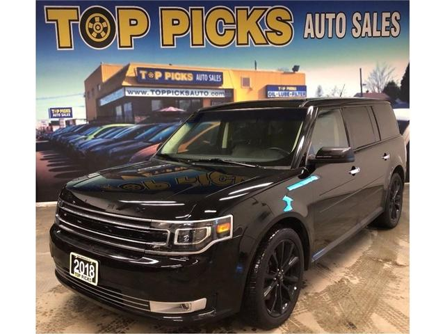 2018 Ford Flex  (Stk: a02226) in NORTH BAY - Image 1 of 30