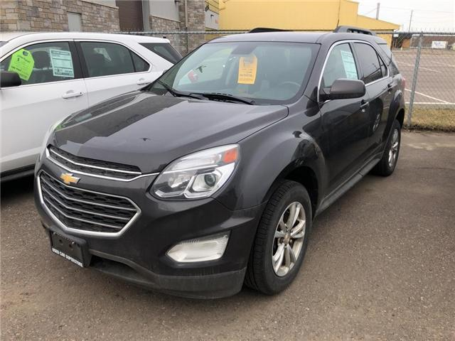 2016 Chevrolet Equinox 1LT (Stk: 3684) in Thunder Bay - Image 1 of 1