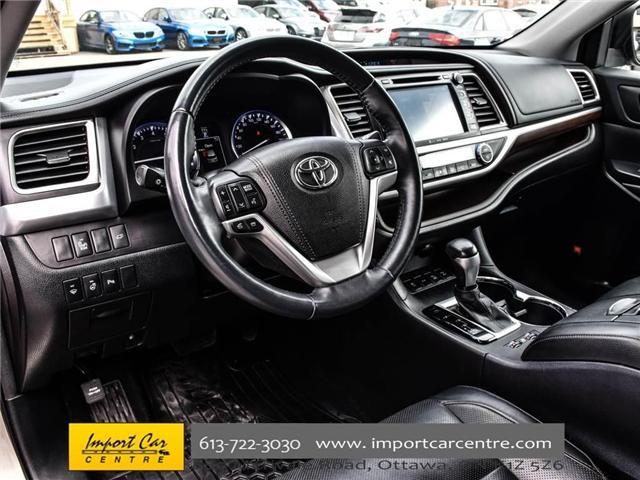 2016 Toyota Highlander Limited (Stk: 240619) in Ottawa - Image 13 of 30