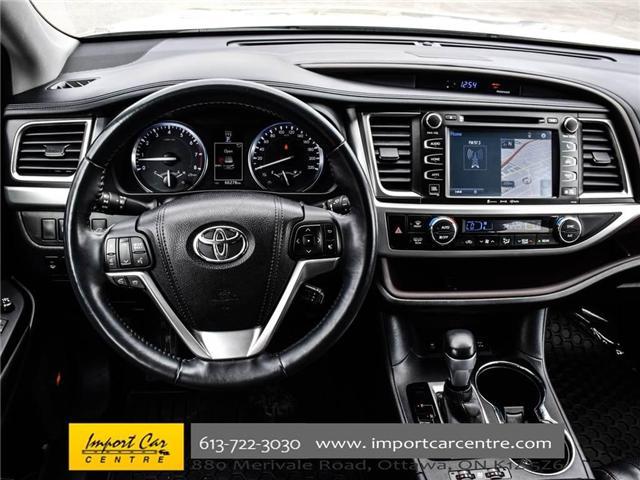 2016 Toyota Highlander Limited (Stk: 240619) in Ottawa - Image 16 of 30