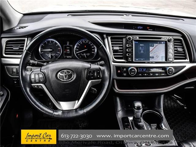 2016 Toyota Highlander Limited (Stk: 240619) in Ottawa - Image 20 of 30