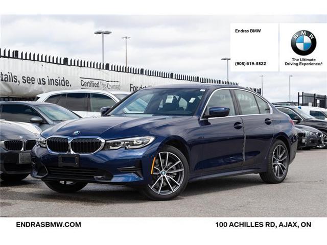 2019 BMW 330i xDrive (Stk: 35507) in Ajax - Image 1 of 22