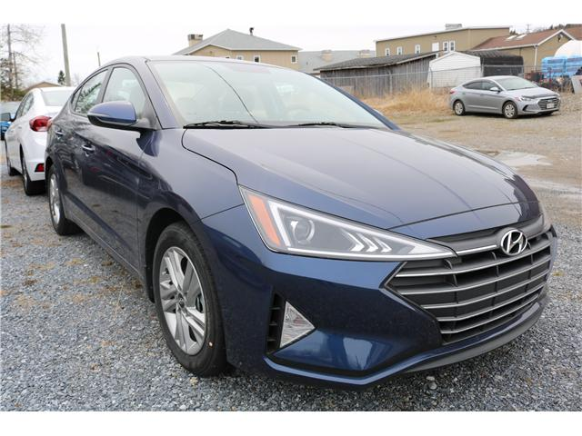 2019 Hyundai Elantra Preferred (Stk: 92739) in Saint John - Image 1 of 3