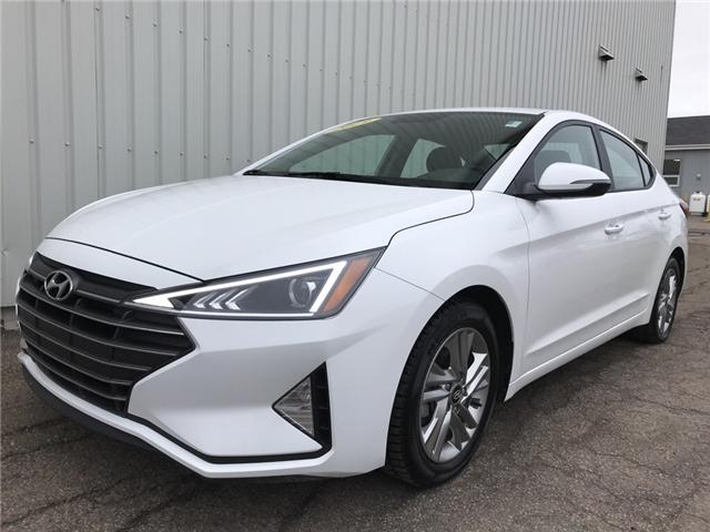 2019 Hyundai Elantra Preferred (Stk: U3415) in Charlottetown - Image 1 of 21