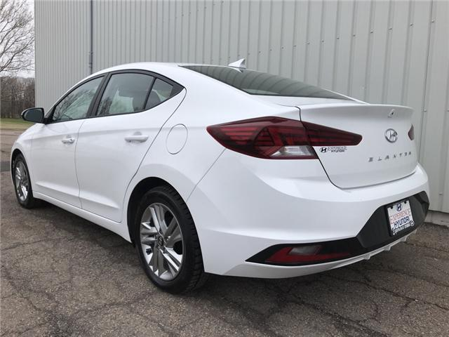 2019 Hyundai Elantra Preferred (Stk: U3415) in Charlottetown - Image 5 of 21