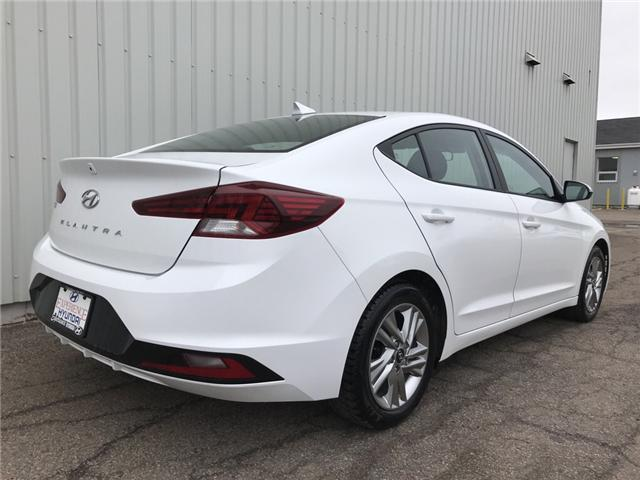 2019 Hyundai Elantra Preferred (Stk: U3415) in Charlottetown - Image 7 of 21