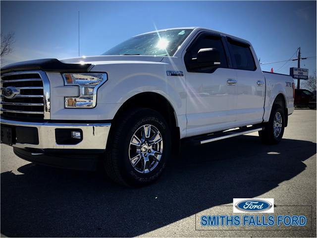 2017 Ford F-150 XLT (Stk: 18541A) in Smiths Falls - Image 1 of 7