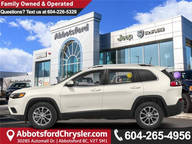 2019 Jeep Cherokee Trailhawk (Stk: K430481) in Abbotsford - Image 1 of 1